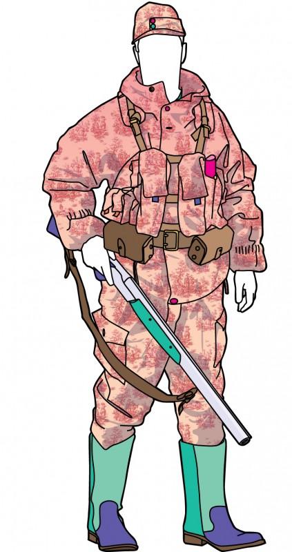 Pink camouflage - копия