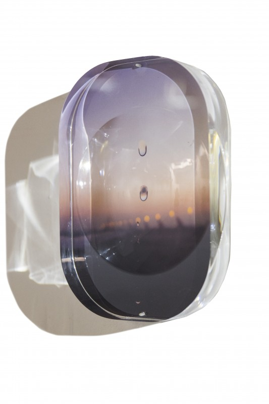 #22 Digital print, plexiglass, 20/29/5 cm, edition 3/4